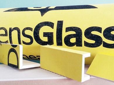 לוח דנסגלאס - DensGlass